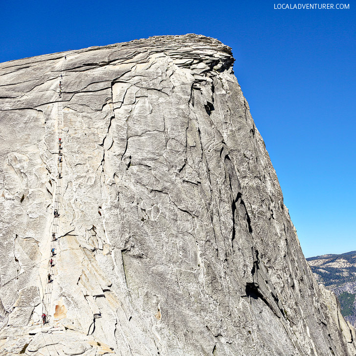 Half Dome + 15 Best Things to Do in Yosemite National Park.