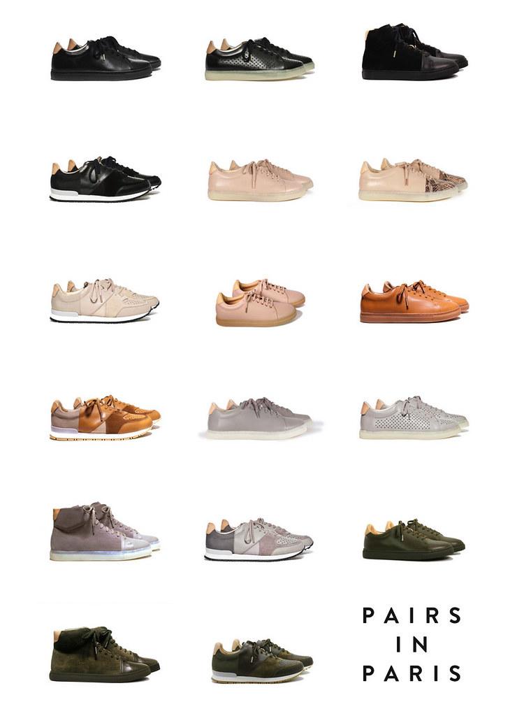 Pairs in Paris