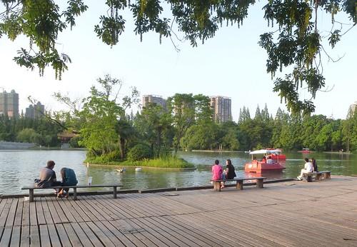 CH-Hefei-Parc Xiaoyaojin (11)
