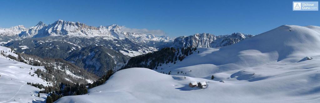 Zendleserkofel (Day 1, H. Route Dolomiten) Dolomiti Itálie foto 24