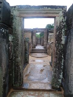 Image of  Hetadage  near  Polonnaruwa. asie srilanka polonnaruwa