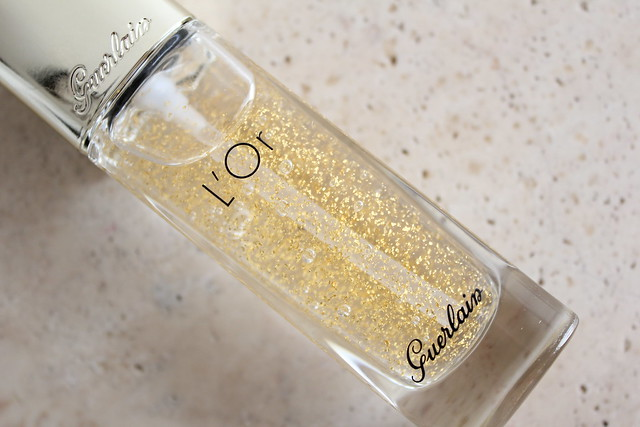 Guerlain L'OR Makeup Base review
