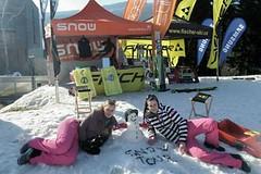 SNOW tour: hledáme promotér(k)y!