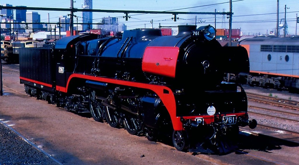 R761 at South Dynon Loco' Depot