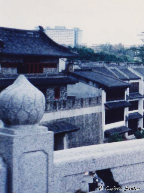 Tang Dynasty City 04
