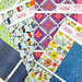 Zipper Pouch Projects in Basic Cotton Ultra by Sprout Patterns...