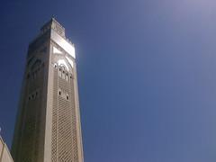 Mosque Hassan II, Casablanca