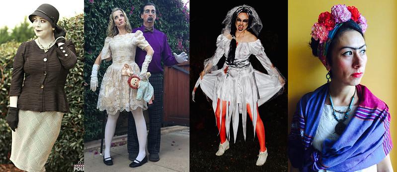 #iwillwearwhatilike Halloween costumes