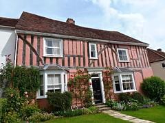 Half-Timbered Buildings in UK
