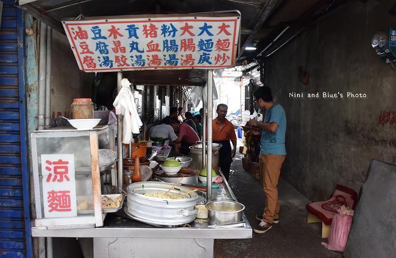 建國市場巷口無名麵攤05