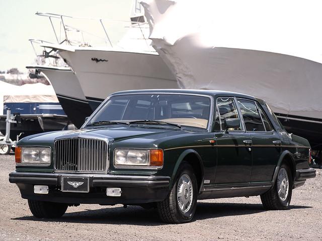 Bentley Mulsanne S. 1987 – 1992 годы