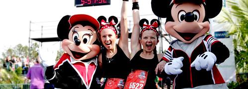 Números para el Maratón Walt Disney 2016