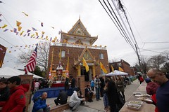 日, 2015-11-22 12:32 - Wat Buddha Thai Royal Kathin Celebration