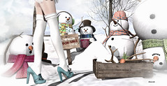 Elemiah - Snowmen for sale - 2