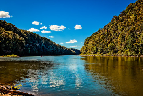 river tennessee greatfalls places caneyfork