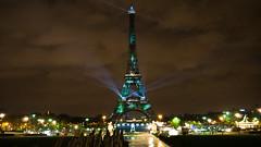 #1heart1tree - Tour Eiffel à #Paris - Eiffel Tower - COP 21
