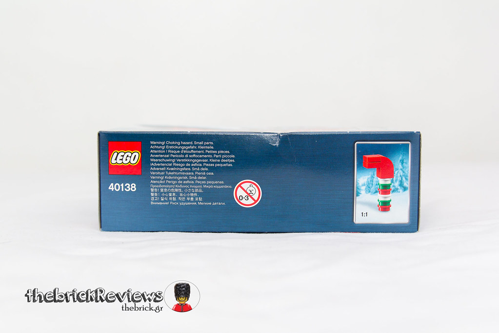 ThebrickReview: Christmas Train - 40138 - Limited Edition 2015 23091982933_2235d0c2ab_b