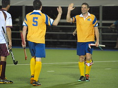 15SHDP060 - Australian Masters Hockey Cairns - Over 35s ACT vs QLD