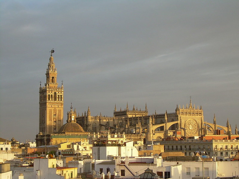 Views of Seville Cathedral
