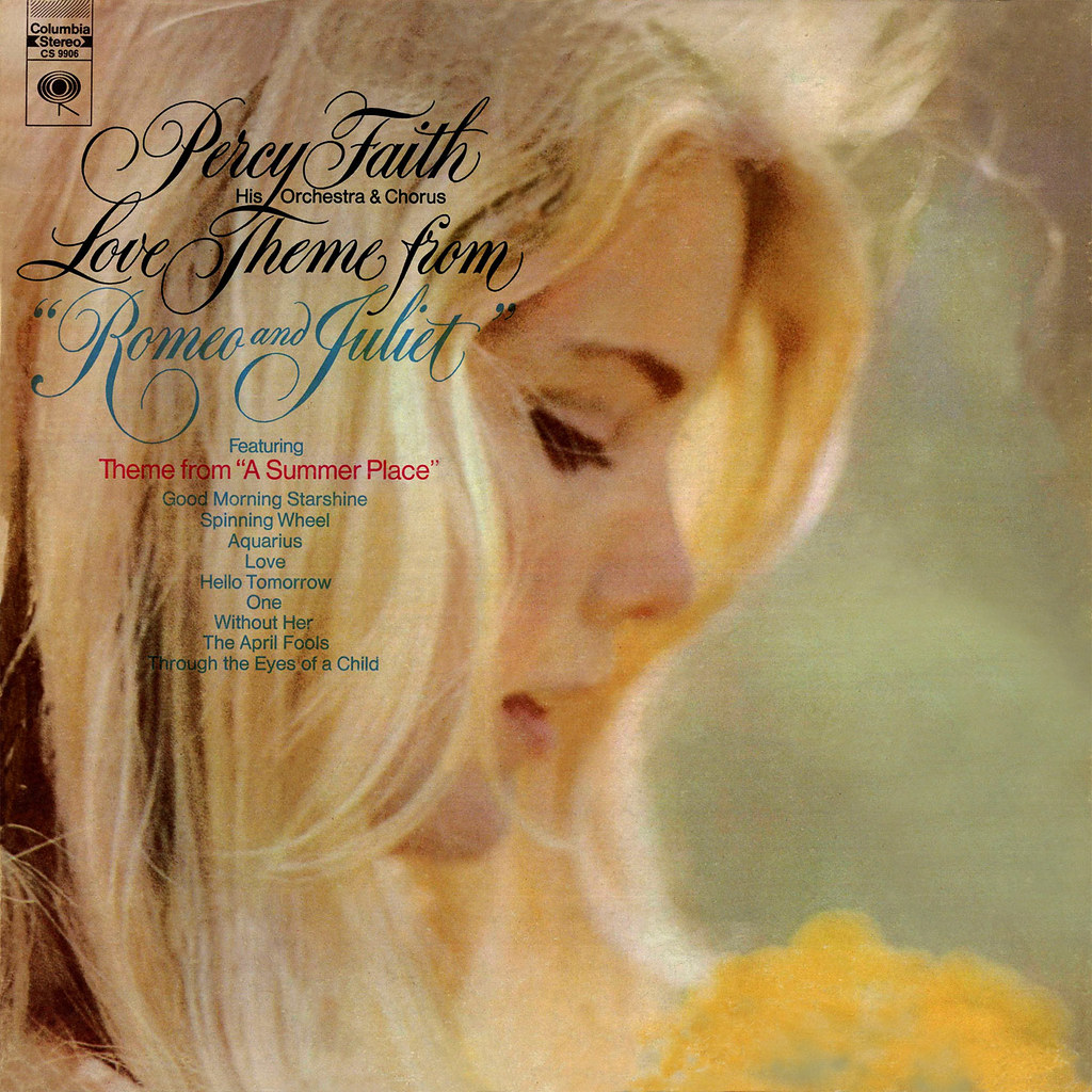"Percy Faith ‎- Love Theme from ""Romeo And Juliet"""