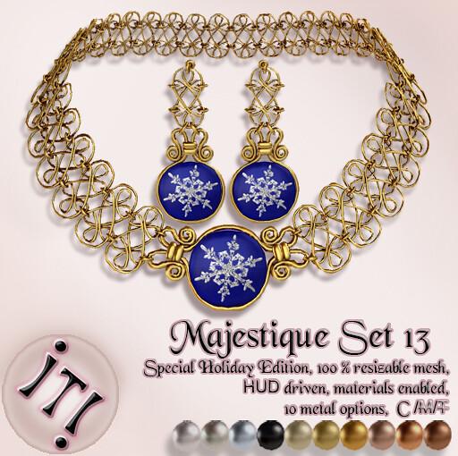 !IT! - Majestique Set 13 Image