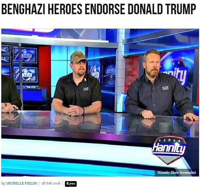Header of Benghazi