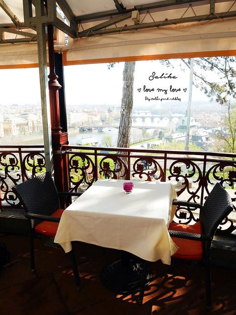 Hanavsky Pavilon交饗情人夢布拉格絕美景觀餐廳下午茶 (21)