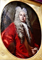 Gentlemans portrait (1725-1730) by Francesco Solimena (Canale di Serino 1657-Naples (Barra) 1747) - The hidden art treasures: 150 Italian masterpieces - Exhibition up to May 28, 2017 in Naples