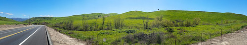 irvine california santiagocanyon photo digital winter afternoon hills grass meadow road panorama