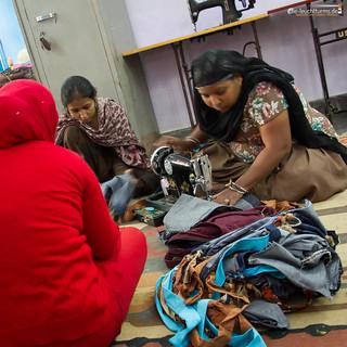 Indian handwork