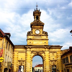 Pontarlier monument.. #upsticksandgo #france #pontarlier #history #michfrost #europeanroadtrip #europe #travel #instatravel #instagood #travellingtheworld