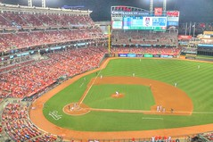 Great American Ballpark, 2015