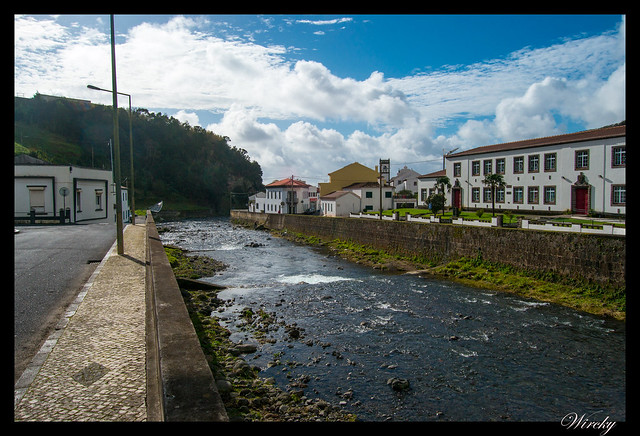Río Ribeira do Purgar