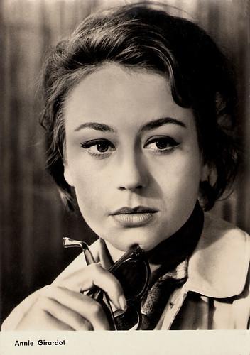 Annie Girardot in Rocco e i suoi fratelli (1960)