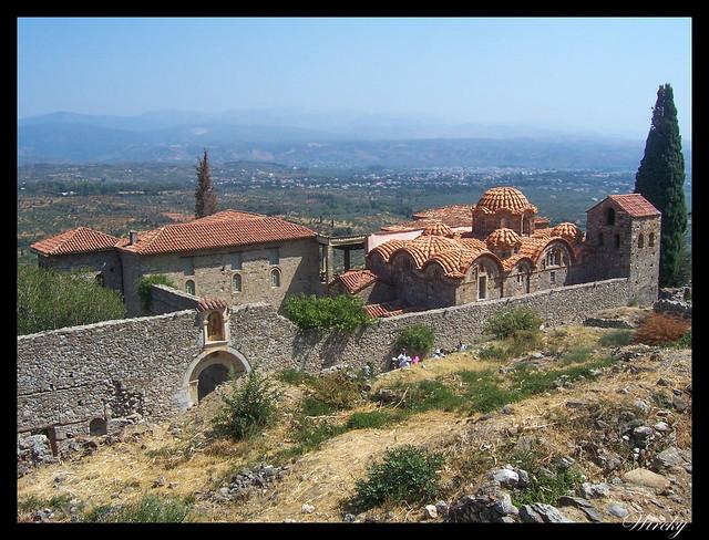 Grecia Nauplia Esparta Mistrás Olimpia - Catedral St Dimitrios