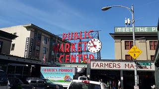 Pike Place Markets