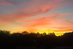 Sunset 8/21/15 🌅 #sunset #calco