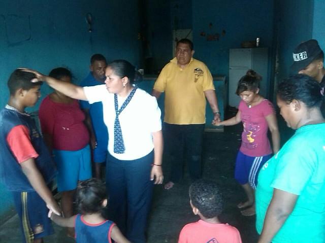 Projecto Casas de Oración: Punto Fijo, Estado Falcón