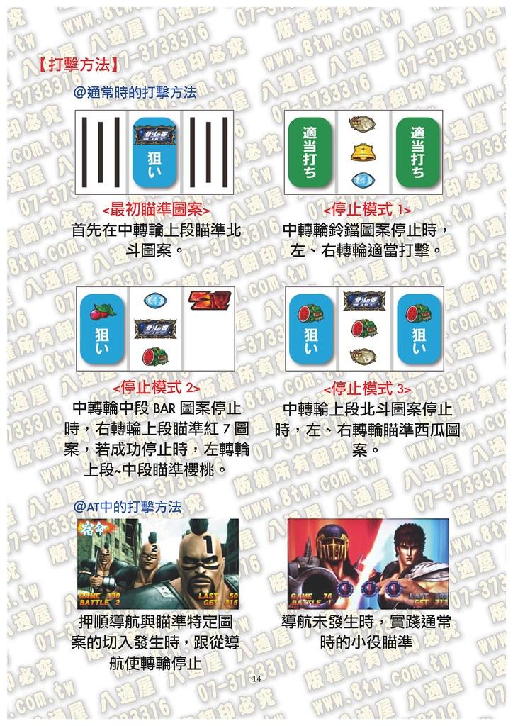 S0283北斗之拳 強敵 中文版攻略_Page_15