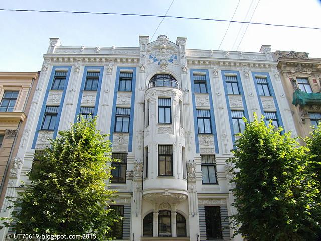 Jugendstilhaus 4