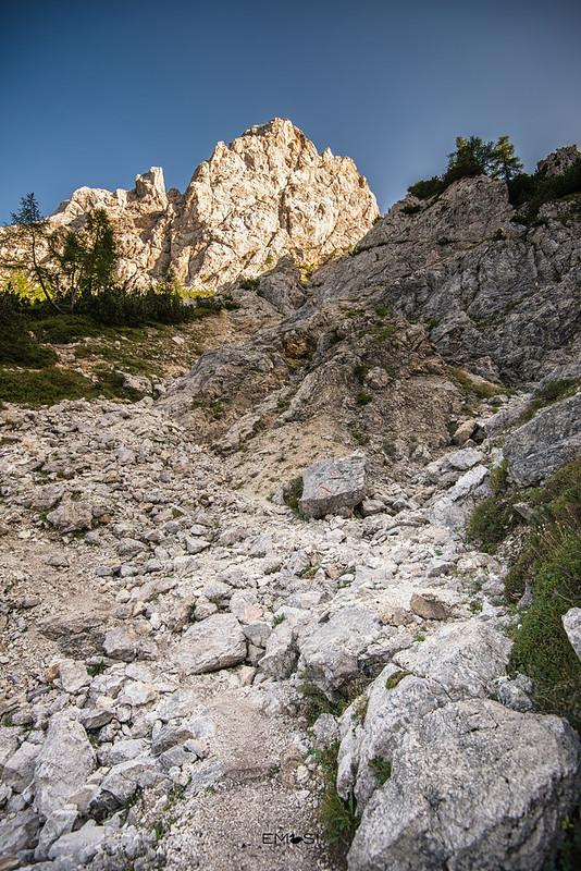 Ausflug über den Vršičpass