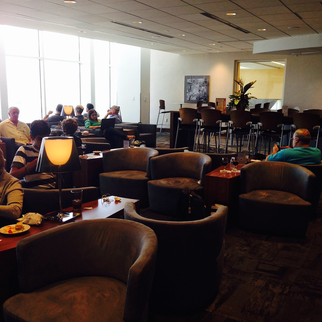 The Club at Atlanta International Airport