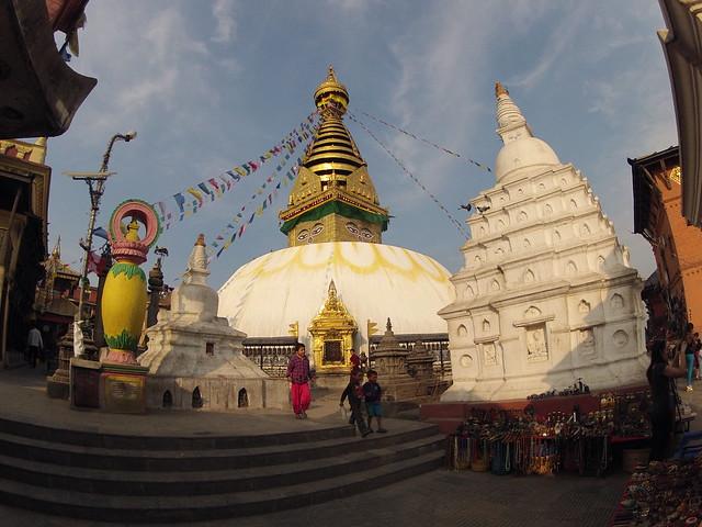 Храмовый комплекс Сваямбунатх