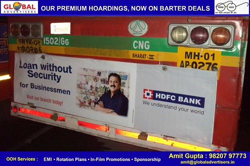 Bus Shelter Ads Solutions - Global Advertisers