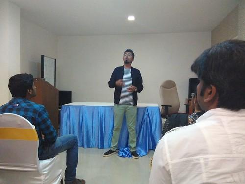 Harsh-Aggarwal-at-ShoutLoud-Event-Chennai