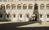 Piazza del Duomo, Parma, Italy