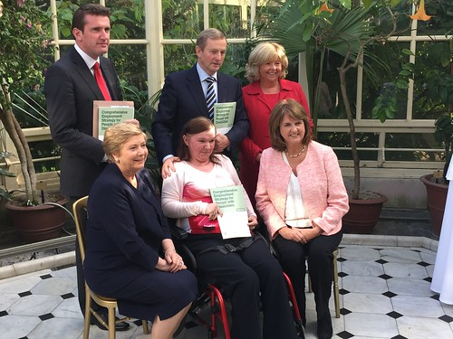 Launch of Comprehensive Employment Strategy for People with Disabilities  (2 October 2015)