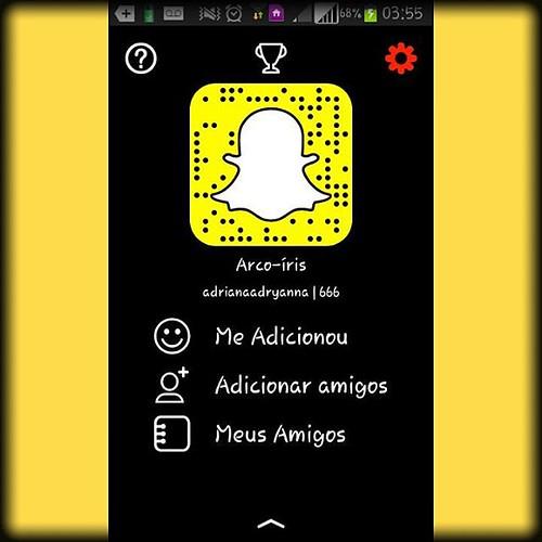 Me sigam lá → adrianagervazio :D ♡ #Me #Brasil #Snapchat #My #Eu #Snap #Br #666 #999 #69 #696969 #6666999 hu3hu3hu3... ♥