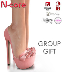 N-core New GROUP GIFT!