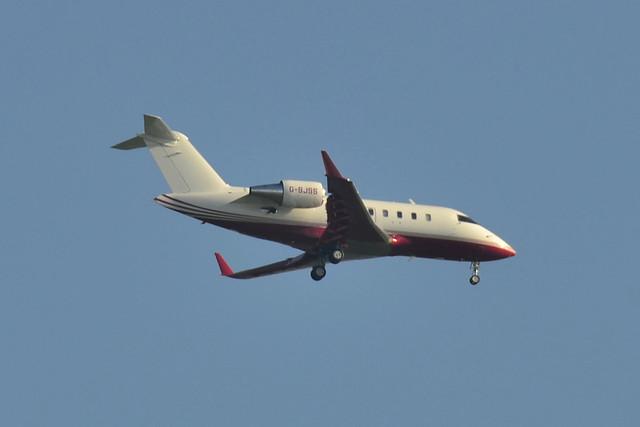 G-SJSS CL-605 Challenger